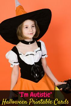 If your child is autistic and struggles with Trick or Treating, you NEED these…