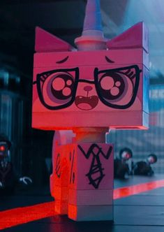 "And it doesn't hurt that formal attire looks great on you. | 17 Signs Princess Unikitty From ""The Lego Movie"" Is All Of Us"