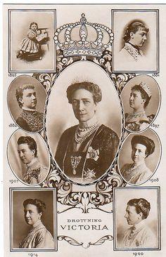 Queen Viktoria of Sweden, Königin von Schweden Peter The Great, Catherine The Great, Royal Tiaras, Royal Jewels, Kingdom Of Sweden, Queen Of Sweden, Royal Monarchy, Sweden House, Maria Feodorovna