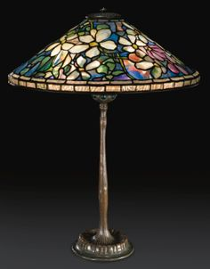 tiffany studios a superb clema ||| lighting ||| sotheby's n08806lot65jzqen