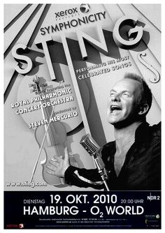 What a great artwork! But in fact, I can't get 'access' to his classical versions of Police- and Sting-Songs. ;-)  Quelle: http://cdn.sting.com