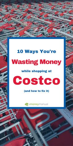 The only thing better than saving money at Costco is using these 10 grocery shopping hacks to save even more (you'll also find some nice ways to earn too) #budgetgroceries #mealplanning #coupons