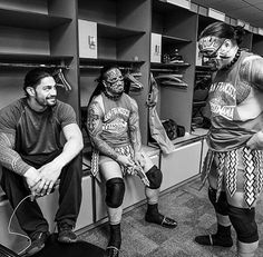 Roman Jey and Jimmy