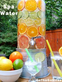 6 Labor Day Food Ideas Citrus Infused Water is Called Spa Water, Nature's Soda. One of onthegobites 6 Labor Day Food Ideas 6 Labor Day Food Ideas Citrus Infused Water is Called Spa Water, Nature's So Backyard Cookout, Cookout Food, Easy Appetizer Recipes, Picnic Recipes, Picnic Ideas, Picnic Foods, Appetizers, Mardi Gras Food, Fruit Infused Water