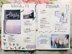 Make your bullet journal look like a scrapbook.