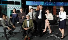 HBO's The Newsroom is a homage to everything that's wrong with TV news.
