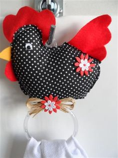 1 million+ Stunning Free Images to Use Anywhere Farm Crafts, Diy And Crafts, Rooster Craft, Chicken Crafts, Nativity Ornaments, Easter Table Decorations, Sewing Aprons, Kids Apron, Sewing Projects For Beginners