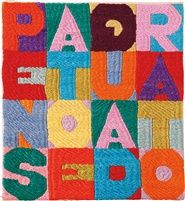 Pensato e Quadrato, 1989.