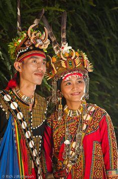 Rukai 魯凱族 Aboriginal Tribe, Taiwan Indigenous Peoples Culture Park, Sandimen, Pingtung County, Taiwan