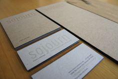 stationery / Sojourn