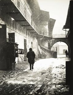 Entrance to the Old Ghetto, Kraków, from the series Polish Jews