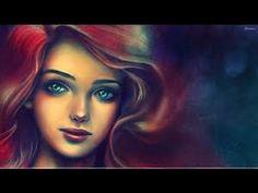 Ariel, Disney Princess, Disney Fan Art, The Little Mermaid Disney Fan Art, Disney Love, Disney Disney, Punk Disney, Princesa Ariel Da Disney, Ariel Wallpaper, Hd Wallpaper, Wallpapers, Whatsapp Pink