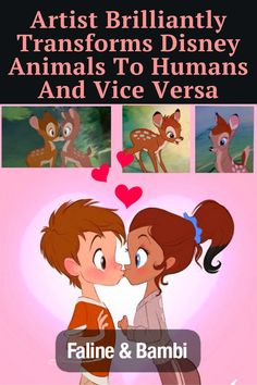 The Disney universe and its various human and animal characters have always managed to draw all of our attention, love, and loyalty.
