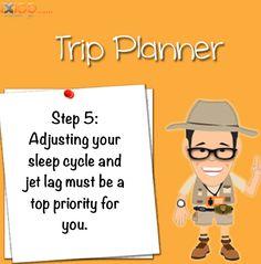 iXiGO Trip Planner Step 5.