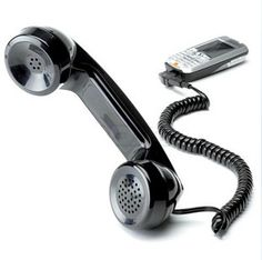 Classic handset for iphone 4 $15.99