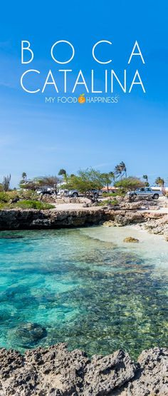 Discover the truly secluded and private beaches of ARUBA! Experience the ultimate paradise at Boca Catalina. Check out the other top activities you can do in Aruba. travel | adventure | paradise beach | Caribbean island