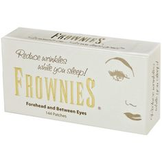 Frownies Forehead & Between Eyes 144-ct. by Frownies. $12.28. 144 count. 144 Count