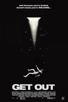 GET OUT by Francesco Francavilla and Jay Shaw - Jordan Peele's GET OUT is an absolute gut punch of a film. Gig Poster, Movie Poster Art, Horror Movie Posters, Horror Movies, Get Out Horror Movie, Horror Villains, Best Movie Posters, Comedy Movies, Scary Movies