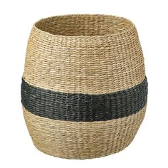 Store your clutter in beautiful, well-made storage baskets from IKEA. We offer baskets in many materials, such as wicker and fabric. Rattan, Wicker, Small Storage, Storage Boxes, Storage Baskets, Ikea Storage, Kallax Shelving Unit, Growing Grass, Plant Fibres