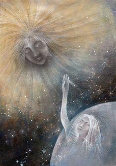 Sun and Moon - Evi Gstottner