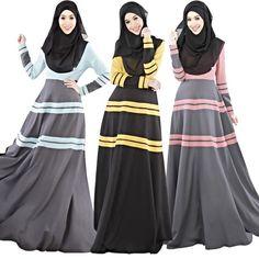 Muslimah Long Dress on Carousell