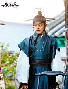 Sungkyunkwan Scandal (Hangul: 성균관 스캔들) is a 2010 South Korean fusion historical drama about a girl who disguises herself as a boy while attending Sungkyunkwan, the Joseon Dynasty's highest educational institute, where no women were allowed. Directed by Kim Won-seok and written by Kim Tae-hee based on Jung Eun-gwol's bestselling 2007 novel The Lives of Sungkyunkwan Confucian Scholars, it stars Park Yoochun, Song Joong-ki, Yoo Ah-in, and Park Min-young. It aired on KBS2 for 20 episodes. 유아인