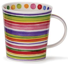 colorful mug drinking tea from this could only make you happy - Colorful Mugs