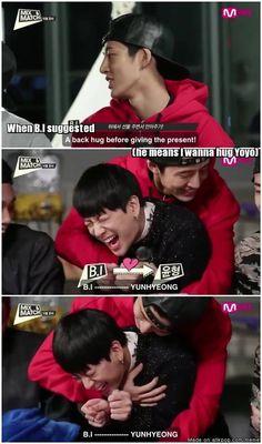 iKon #B.I #Yunhyeong