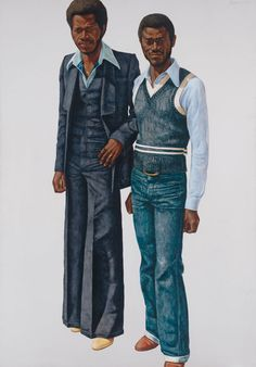 Men's Style Through the Artist's Eyes Series (Part 3): Barkley L. Hendricks
