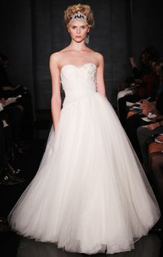 Reem Acra | Bridal Fall 2012