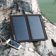 solar Solar Panel Charger, Solar Panels, Amazon Gadgets, Water Sources, Voltage Regulator, Water Treatment, Outdoor Camping, Drinking Water, Outdoor Activities