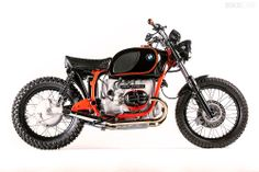 The stubbiest BMW R90/6 you've ever seen? This 1974 airhead comes from South Africa, where they obviously do things differently ...