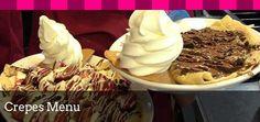 Sprinkles Gelato Menu| Ice Cream Menu| Waffles Menu