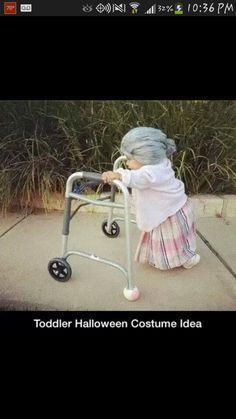 Toddler girl Halloween costume
