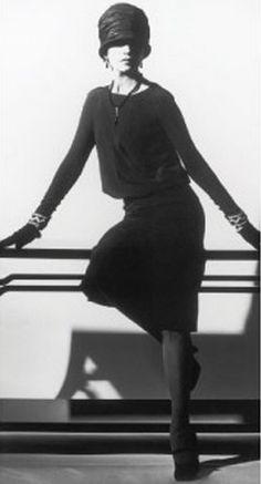 La plus sublime et la plus libre,   Coco Chanel, 1926