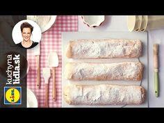 Tvarohová štrúdľa zo smotany   Adriana Poláková   Kuchyna Lidla - YouTube