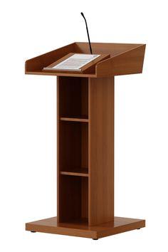Lectern console Villa ProCtrl presentation desk