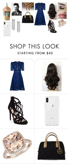 """Photoshoot with Chris Evans"" by mialynch21 ❤ liked on Polyvore featuring Elie Saab, Jessica Simpson, Rebecca Minkoff, Blue Nile, Michael Kors and Miss Selfridge"