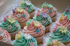 Don't you just love to look at these? Almost too beautiful to eat.