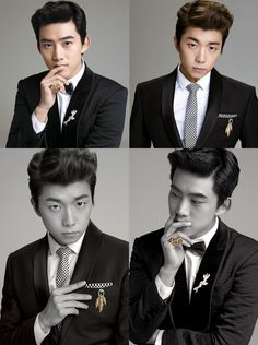 Lotte Duty Free Magazine - March 2014 (Taecyeon & Wooyoung)