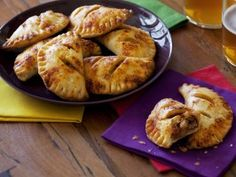 Gumbo Hand Pies from CookingChannelTV.com...just need to switch the flour with gf flour!