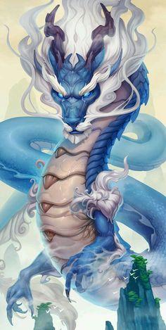 Dragon purification ritual of the new Moon - Yabyum's pagan life . - Art Corner Dragon purification ritual of the new Moon Yabyum's pagan life . Mythical Creatures Art, Mythological Creatures, Magical Creatures, Fantasy Creatures, Fantasy Beasts, Dragon Artwork, Dragon Drawings, Dragon Pictures, Fantasy Kunst
