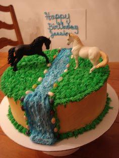 Top 10 Wild Horses Birthday Party Cakes