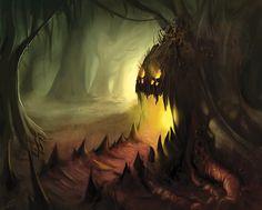 Lair, sweet lair by ~ABELOroz on deviantART