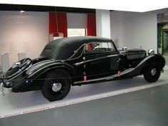 1939 Maybach Zepplin