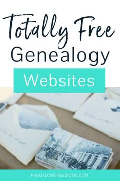 I can't wait to dive into more genealogy research. What I'm looking for are totally free genealogy websites so that I can afford to get to the bottom of some family tree mysteries. I love how this woman did her own genealogy research and projects, an Free Genealogy Sites, Genealogy Forms, Family Genealogy, Free Genealogy Records, Ancestry Websites, Genealogy Humor, Genealogy Chart, Ancestry Dna, Family Tree Research