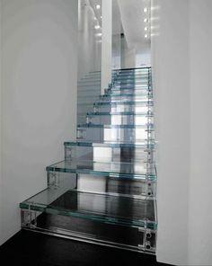 Glass Houses & Furniture by Carlo Santambrogio and Ennio Arosio.