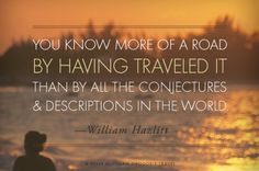 Travel Quote of the Week: On Seeing the World