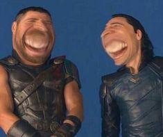 Marvel Man, Marvel Avengers, Avengers Cast, Man Thing Marvel, Avengers Memes, Marvel Jokes, Marvel Actors, Marvel Funny, Thor Meme