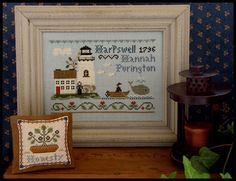 Little House Needleworks - Hannah Purington - Dear Diary Series